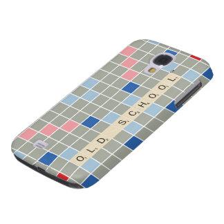 Teste padrão 2 do Scrabble Galaxy S4 Covers