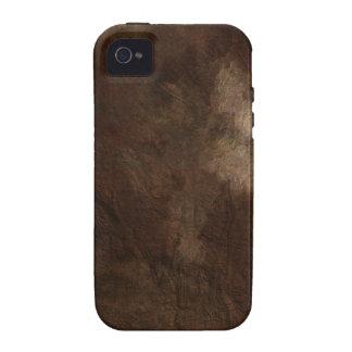 Teste padrão 6 TPD de Brown Capinhas iPhone 4/4S