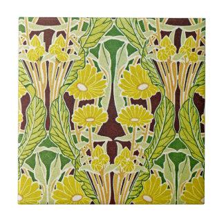 Teste padrão #7 de Nouveau da arte em Emporio Moff Azulejo De Cerâmica