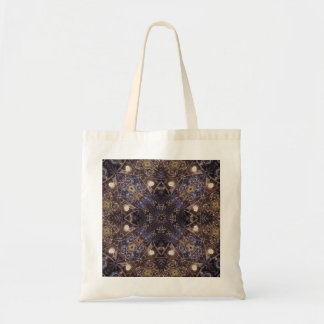 Teste padrão abstrato da placa de vidro bolsa para compras