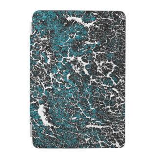 Teste padrão abstrato do azul capa para iPad mini