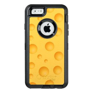 Teste padrão amarelo do queijo