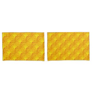 Teste padrão amarelo ensolarado pequeno da