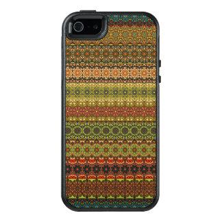 Teste padrão asteca tribal do vintage