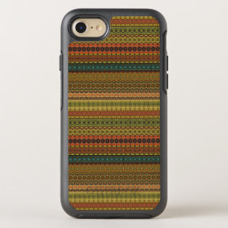 Teste padrão asteca tribal do vintage capa para iPhone 8/7 OtterBox symmetry
