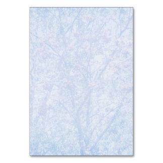 Teste padrão azul macio de Rowan do matiz