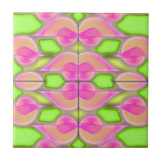 teste padrão azulejo de cerâmica
