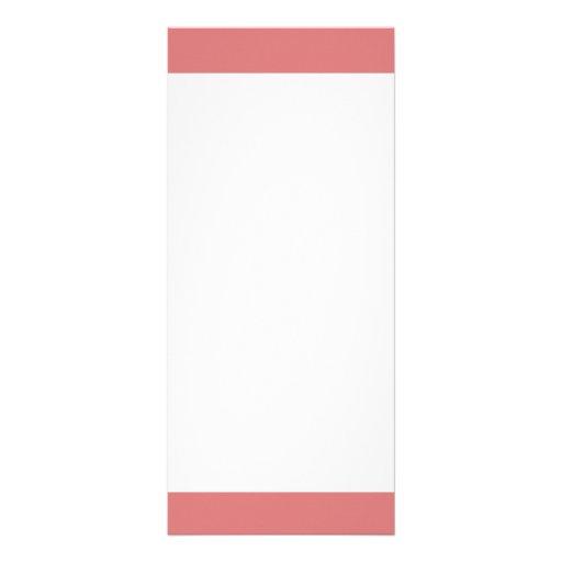 Teste padrão branco das listras do pêssego moderno planfetos informativos coloridos
