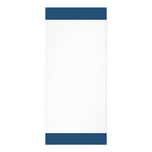 Teste padrão branco das listras dos azuis marinhos panfletos informativos