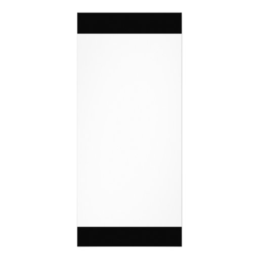 Teste padrão branco preto moderno das listras planfeto informativo colorido