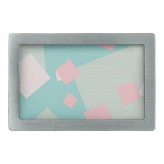 Teste padrão ciano e cor-de-rosa colorido moderno