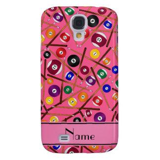 Teste padrão colorido cor-de-rosa conhecido galaxy s4 case
