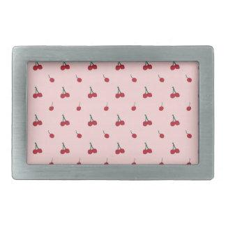 Teste padrão cor-de-rosa da cereja