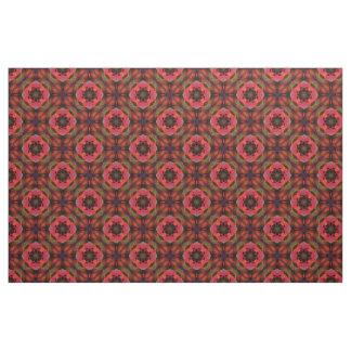 Teste padrão cor-de-rosa No.1 de Paisley Tecido