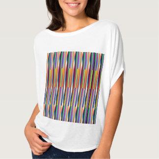 Teste padrão cromático IV para seu T gráfico Camiseta