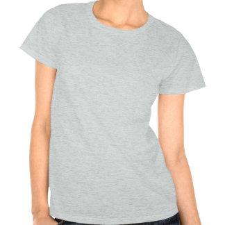 Teste padrão da bicicleta (RB) T-shirts