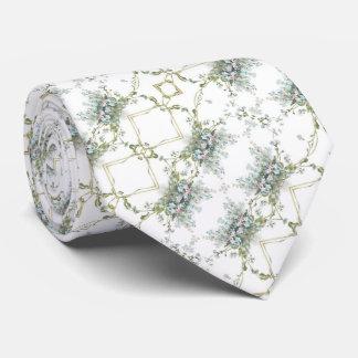 Teste padrão da diagonal dos miosótis gravata