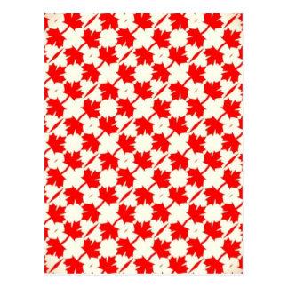 Teste padrão da folha de bordo cartão postal