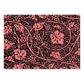 Teste padrão da uva do papel de parede floral do v