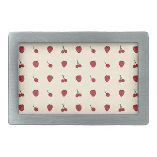 Teste padrão das cerejas & das morangos