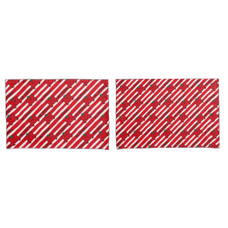 Teste padrão das listras do vermelho do Sr. Forte