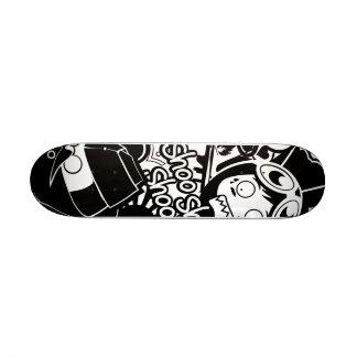 Teste padrão de A.S.D Skateboard