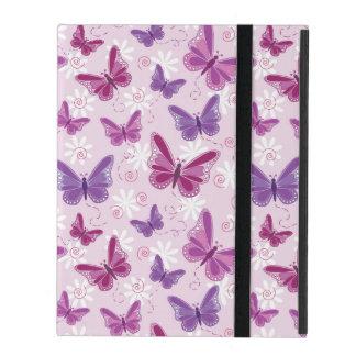 teste padrão de borboleta iPad capa