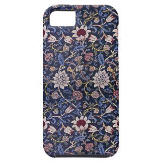 Teste padrão de flor de Morris Evenlode Capa Para iPhone 5