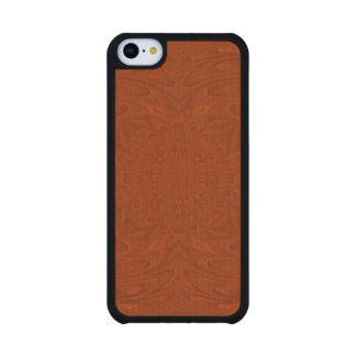 Teste padrão de madeira colorido avermelhado da