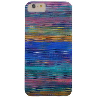 Teste padrão de mosaico decorativo #2 das listras capas iPhone 6 plus barely there