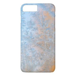 Teste padrão delicado da geada, Wisconsin Capa iPhone 8 Plus/7 Plus