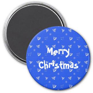 teste padrão do feriado do Natal Imã
