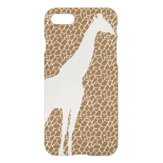 Teste padrão do girafa capa iPhone 7