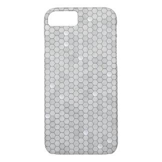 Teste padrão do hexágono de Ophelia Capa iPhone 7
