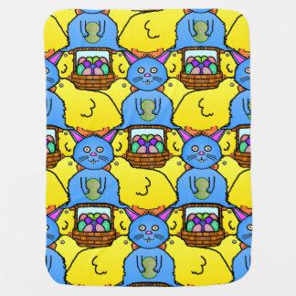 Teste padrão engraçado do Tessellation dos Cobertores Para Bebe