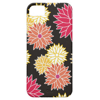 Teste padrão floral colorido capa barely there para iPhone 5