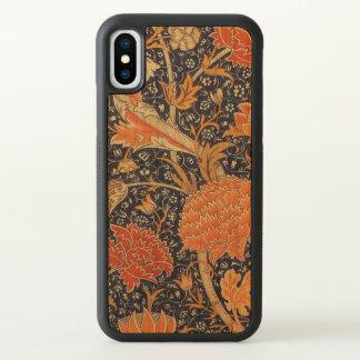 Teste padrão floral de Nouveau da arte de William