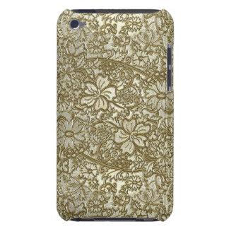 Teste padrão floral do vintage capa para iPod touch