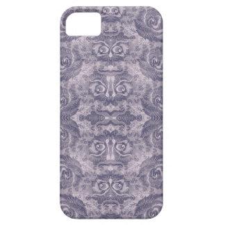 Teste padrão floral do vintage - capas de iphone capas para iPhone 5