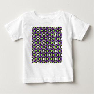 teste padrão geométrico islâmico camiseta para bebê