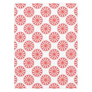 Teste padrão isolado mandala toalha de mesa