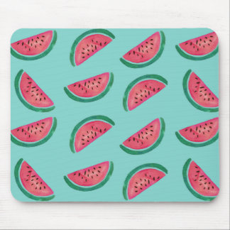 Teste padrão Mousepad da melancia