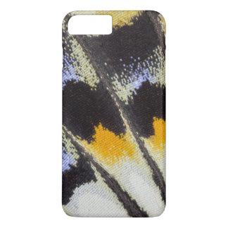 Teste padrão multicolorido da asa da borboleta capa iPhone 8 plus/7 plus
