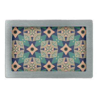 Teste padrão mural geométrico do design
