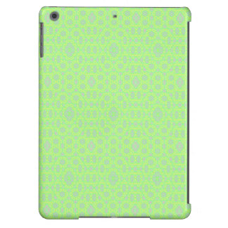 teste padrão na moda à moda agradável capa para iPad air