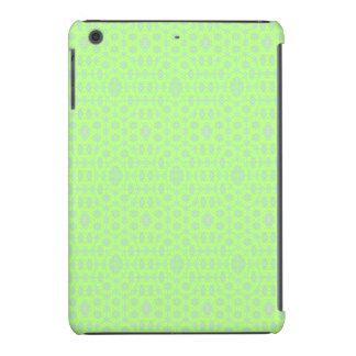 teste padrão na moda à moda agradável capa para iPad mini retina