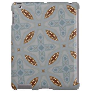 Teste padrão na moda à moda capa para iPad
