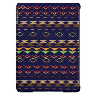 Teste padrão na moda moderno asteca tribal capa para iPad air