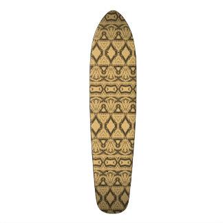 Teste padrão original agradável shape de skate 19,7cm