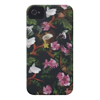 Teste padrão tropical capas para iPhone 4 Case-Mate